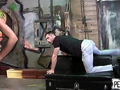 Arena Rome Caught a New Slave LANCE HART poran sex videos maruguj EDGING