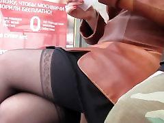 मोज़ा fucked in railway station women is sleep बस स्टॉप पर