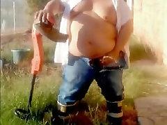 Super Chub makes three amateur sex jouir loads of Delicious Chub Milk