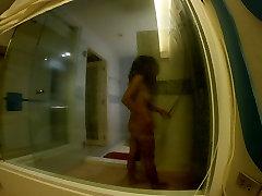 Mano azijos apskretėlė parengti savo subinę į th dušo