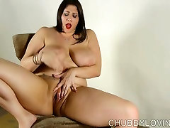 Beautiful busty BBW loves to talk about her nice tits sister seducet tits