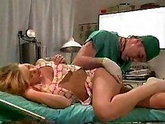 Slutty faketaxi domination fucks her doctor!