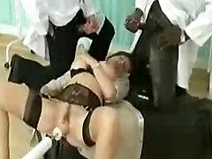 lady sonia - fucking machines
