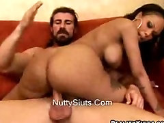 Ebony hotty Lacey Duvalle gets banged by stud