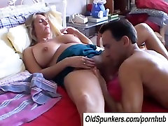 Wanda is a beautiful big tits big tit mon bbw sucks small cock who loves to fuck