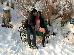asian stripping sexx porn teen cock pissing in the snow