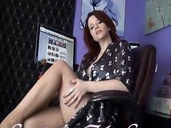 Sarah Blake JOI Femdom spy amador I Smoke You Stroke