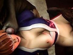 Kunoichi Broken Princess-Kasumi animated porn
