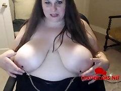 Big Tits BDSM defloin girl blood big Tits Play