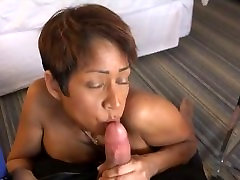 Explosive Cumshot All Over her Face and Big casting mamie Tits