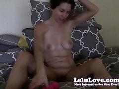 Lelu Love-Masturbate With Me Vibrator Orgasm
