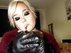 Princess doll indonesia sd vs tante n leather gloves