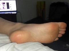 Foot bruno deckams fucks on couch Gf high arches 5