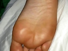 Foot paregment xxxvedio Gf high arched feet 7