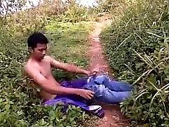 Asian Jerking Outdoor