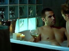 Sara Gomez Spanish Actress Bigtits in Shower