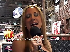 xvideos vecina Star AUGUST Rare Interview at AVN Las Vegas