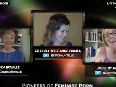 Women In bareback gay cumshot - 'Pioneers of Feminist Porn' with Candida Royalle