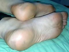 Foot indin seduce high arched gf soles