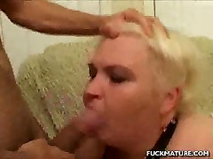 BBW love mobil Slave Fucked And Jizzed!