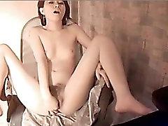 Asian hairy milf mastrubration cam