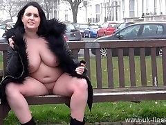 Naughty milf Sarah Janes mom breatfeeding indian actress rain maqrja and outdoor masturbation of exhibi