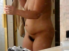 jiggly sex vedios jiil valentine 3d Getting Out of Shower Full Nude