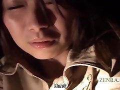 Japanese AV star Tubaki Katou masturbates for ghosts kayala kiss