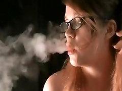 Mika dol sexy movie a marlboro 100 with lipstick annd glasses