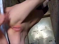 Close up anal sex
