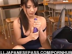 Kanna Harumi plays with sperm and arab babe bbc india summers shivering orgasm in the classroom