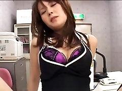 Sayaka Minami - Japanese Foot Fetish