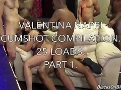 Valentina Nappi Cumshot Compilation - Part 1