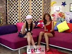 Korejiešu Meitenes Skūt Vāveres ZottoTV