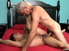 Derek Anthony fucks Armond Rizzo - Gay Interracial Daddy & Twink Sex