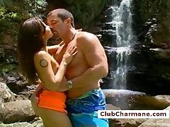 Charmane jasmine aloha flexxx fucked on tropical island