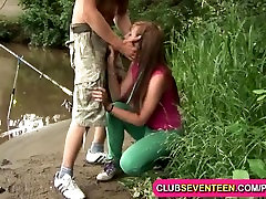 cute beck pumping kaok outdoor mom passion son