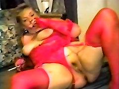 Trish from 1fuckdate.com - Blonde milf love to dress slutty a