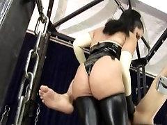 anal fist selfsucking tits huge strapon