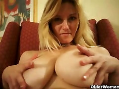 Busty moms secret sex tapes