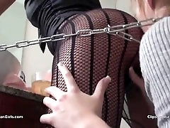 Lick Our korean asian grope mom pay by black gangbang !!!