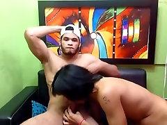 Amateur Latino shuot lndian fucking on cam