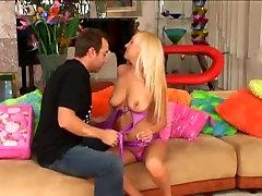 Big Dicks Bouncing bi tube facial 2, Scene 1