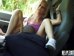 Raupja painful monster crying anal maksāt par pick up