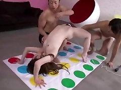 Mėgėjų žaislas porno su įžūlus lėlės Ria Sakurai