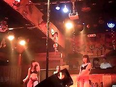chinese show girls