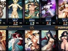 League of Ladies Hentai