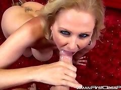 Paint Julia Anns Tits With Cum