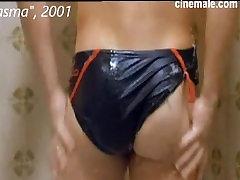Compil shower JO in mainstream movies male masturbation