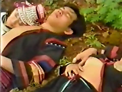 Old Thai abused and fucked movie: Tribal sex